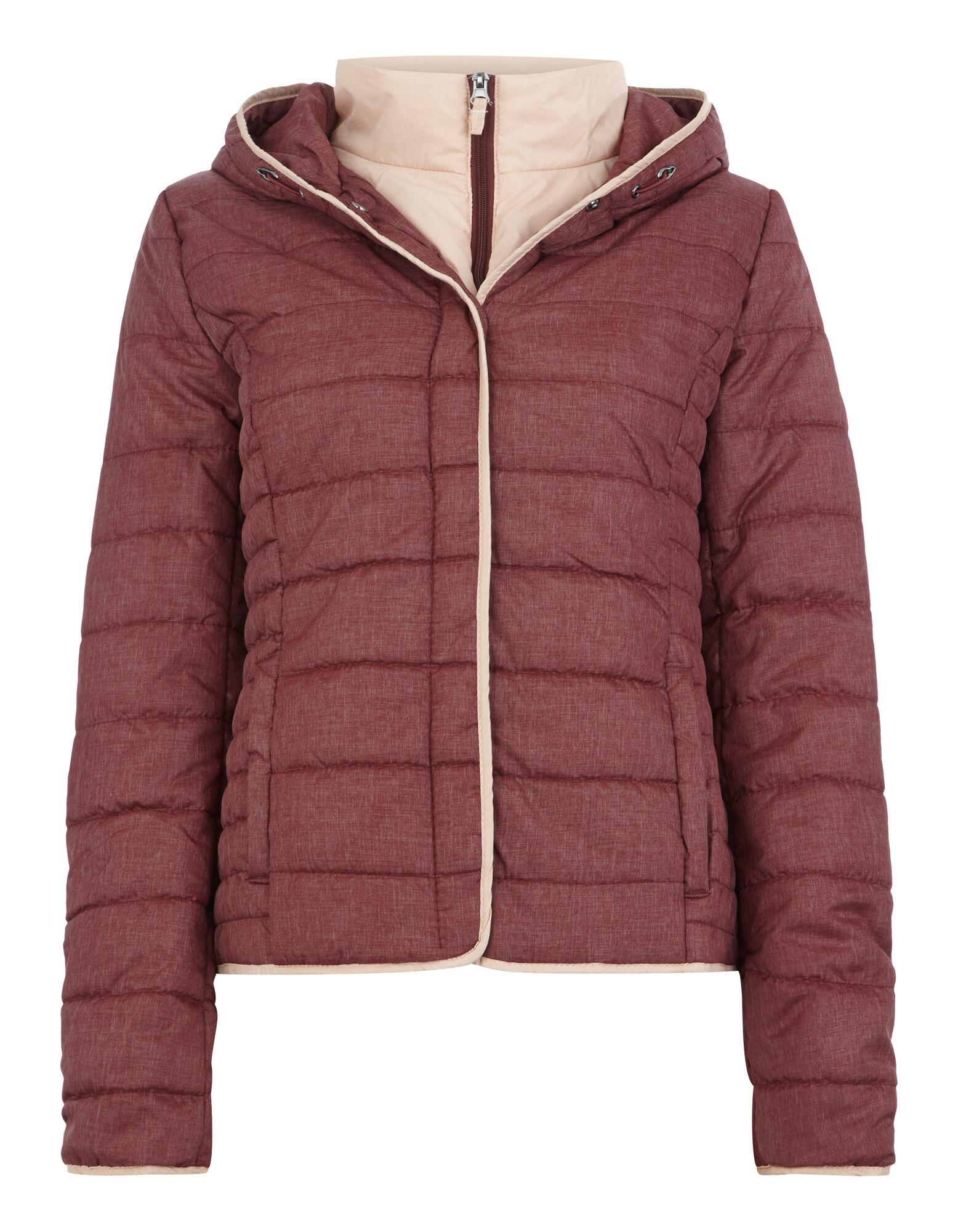 Wellensteyn mantel pink