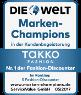 Auszeichnung Marken Champions