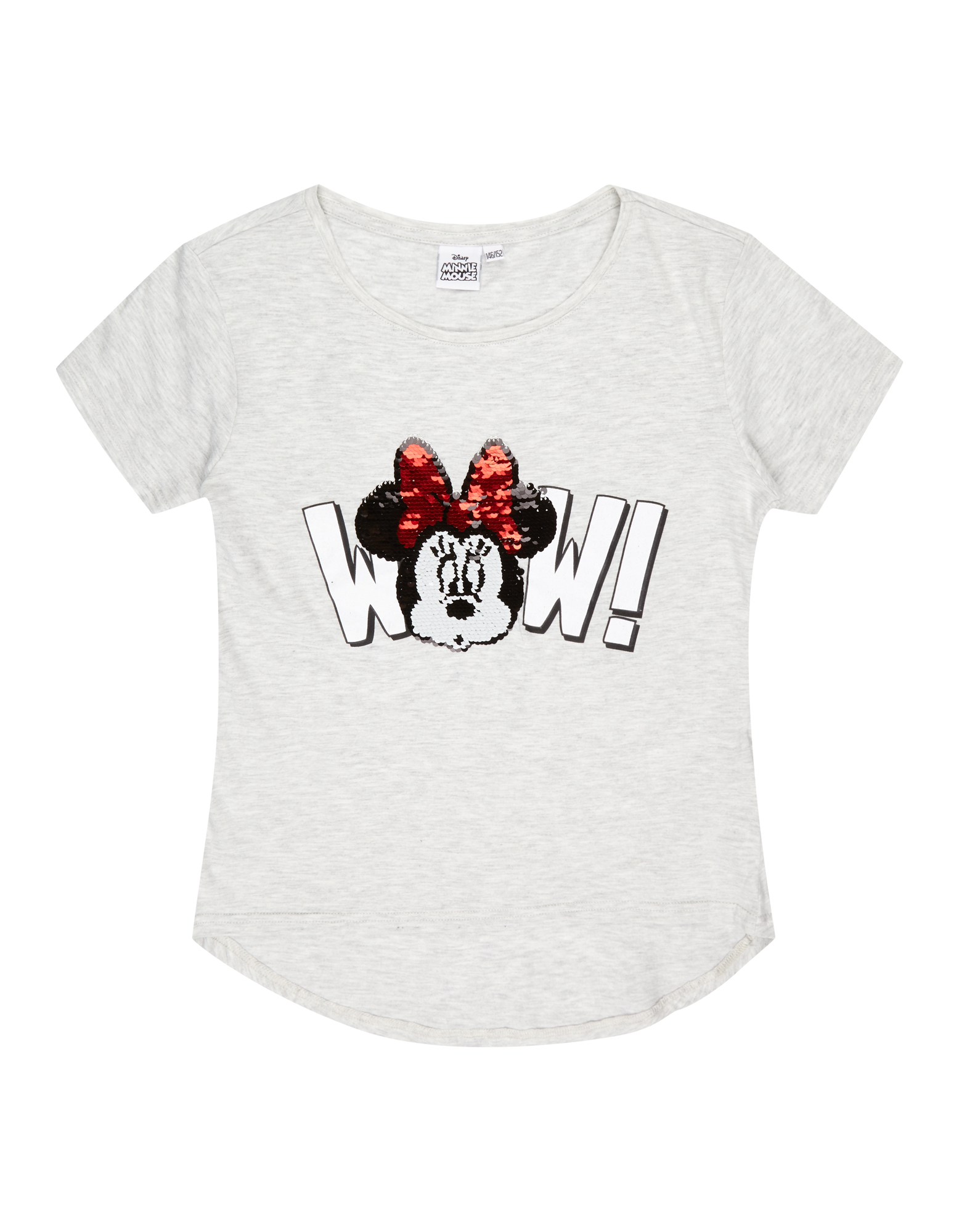 m dchen t shirt minnie mouse mit wende pailletten takko. Black Bedroom Furniture Sets. Home Design Ideas
