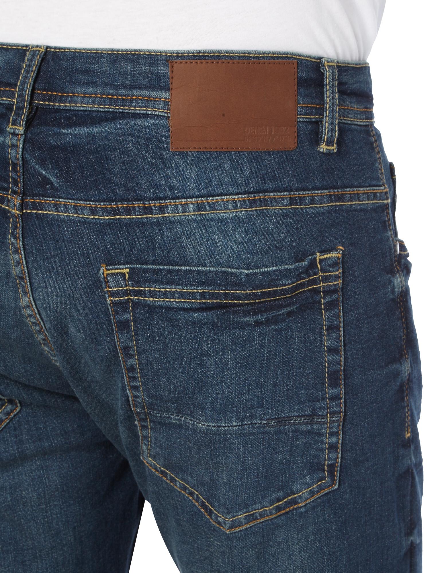herren stone washed straight fit jeans takko fashion. Black Bedroom Furniture Sets. Home Design Ideas