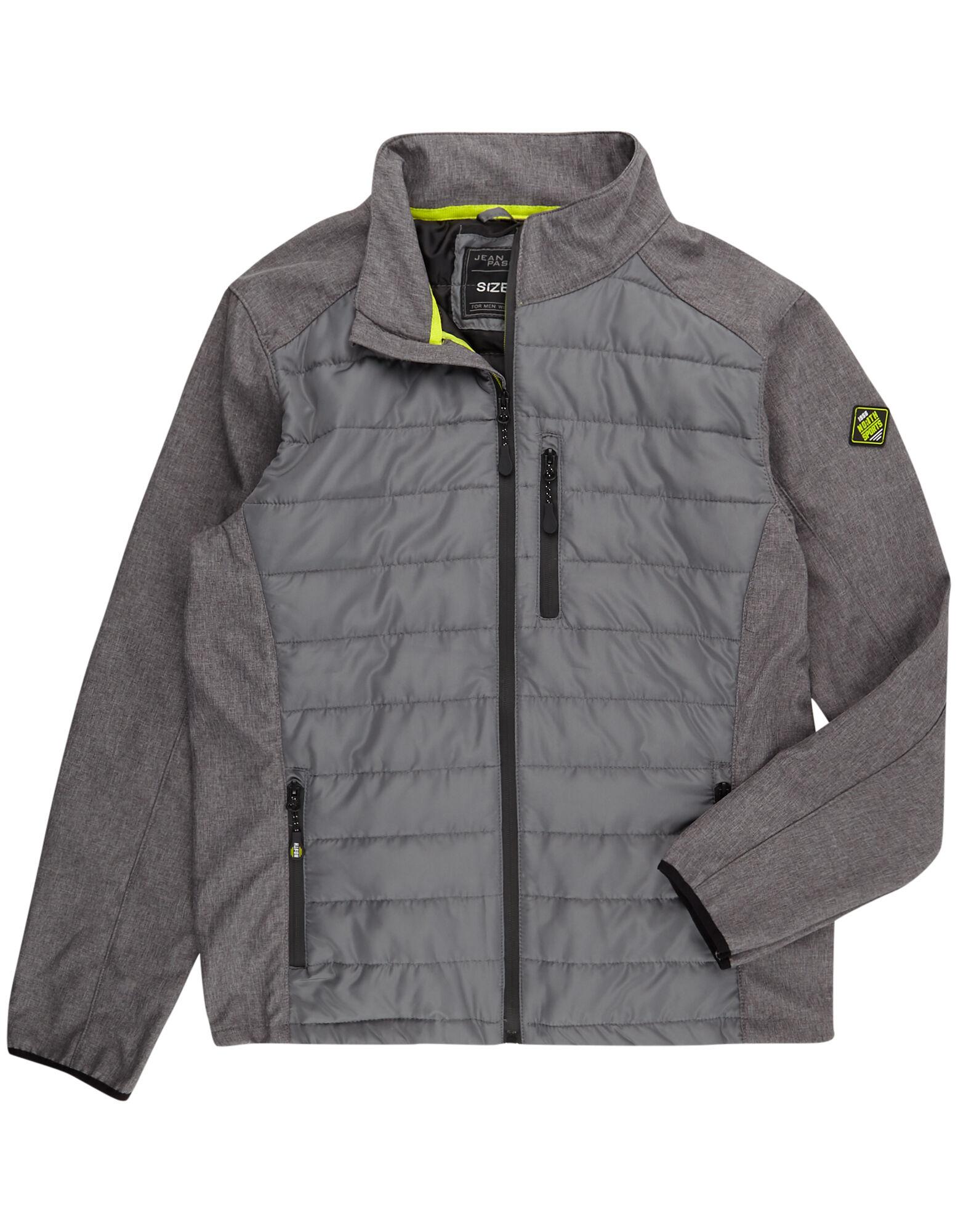 HERREN JUNGEN Übergangsjacke Softshell Jacke Kapuze Größe