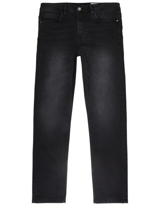 Herren Comfort Fit Jeans im Stone Washed Look