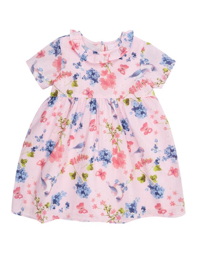Baby Kleid mit floralem Muster - Takko Fashion