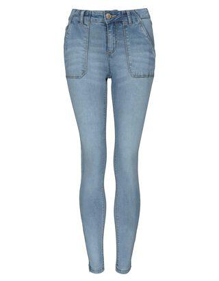 Damen Skinny Fit Jeans