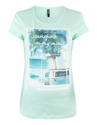 783dca141dd6eb Günstige T-Shirts für Damen  trendig   bequem - Takko Fashion