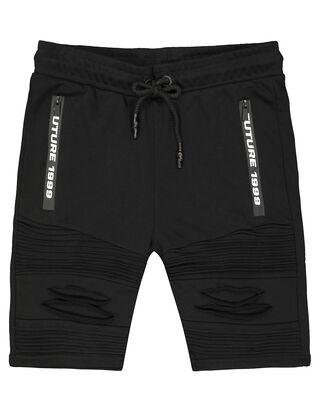 Herren Shorts mit Destroyed-Effekten