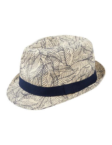 Herren Strohhut mit Hutband   Accessoires > Hüte > Strohhüte   Takko