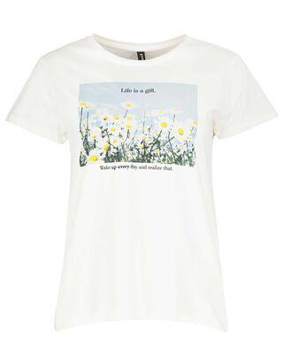 Damen T-Shirt mit Print