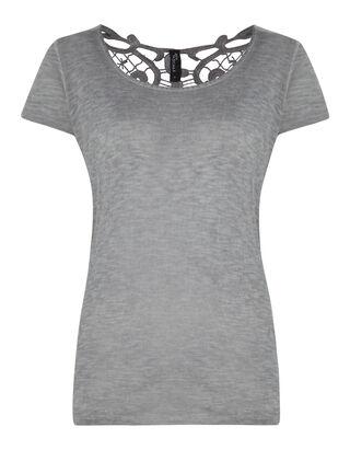 7a3a7d0422be21 Günstige T-Shirts für Damen  trendig   bequem - Takko Fashion