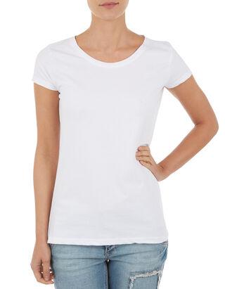 b865d4fdf8 Damen T-Shirt mit Rundhalsausschnitt