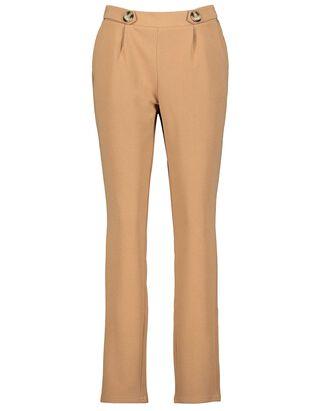Damen Stoffhose mit elastischem Bund