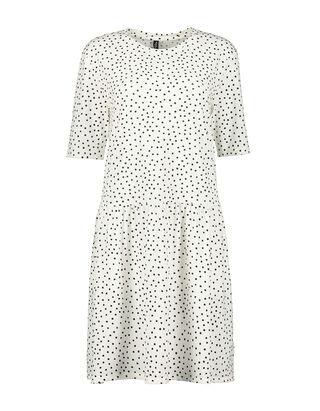 Damen Kleid mit Punktemuster
