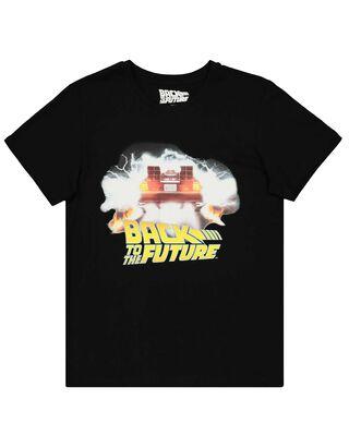 Herren T-Shirt mit Back to the Future-Print