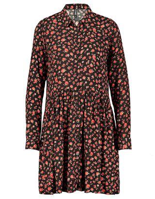 Damen Minikleid aus Viskose