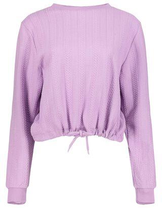 Dames Sweatshirt - knoop