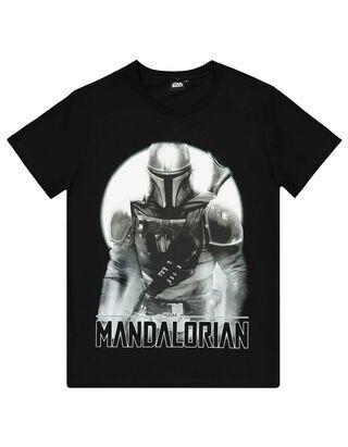 Herren T-Shirt mit Mandalorian-Print