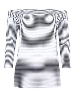 488e86263e2703 Damen Shirt mit U-Boot-Ausschnitt
