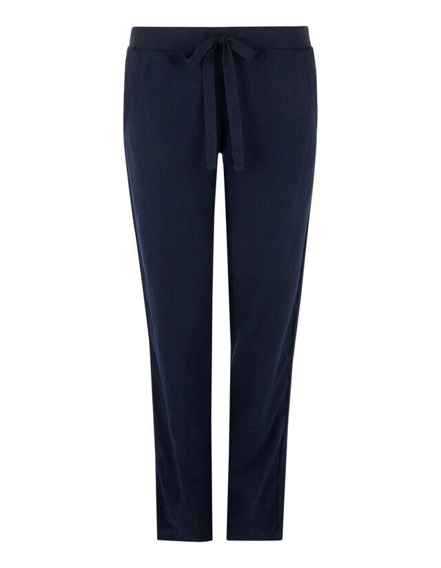 5a83beff9f19fd Damen Hose mit Komfortbund - Takko Fashion