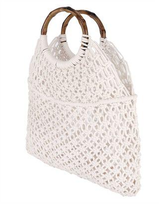 Damen Handtasche - Grobstrick