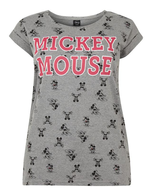 2e17b9a81773da Damen T-Shirt mit Disney-Print - Takko Fashion