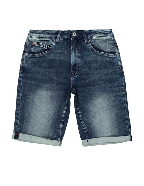 Herren Jeansshorts mit fixiertem Beinumschlag | Bekleidung > Shorts & Bermudas > Jeans Shorts | Takko