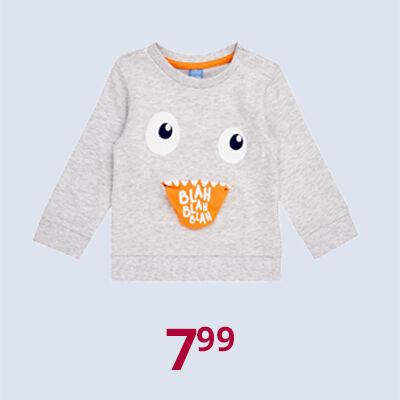 Baby T-Shirt mit 3D-Applikation(74-92) entdecken