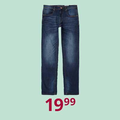 Jeans im Stone Washed Look entdecken