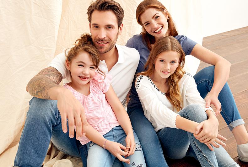 Išskirtinė kokybė<br> ir gera savijauta visai šeimai