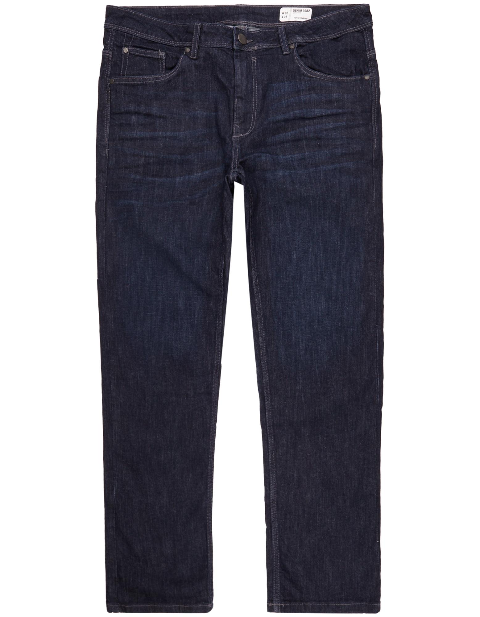 Herren Comfort Fit 5-Pocket-Jeans - Takko Fashion 26d101e757