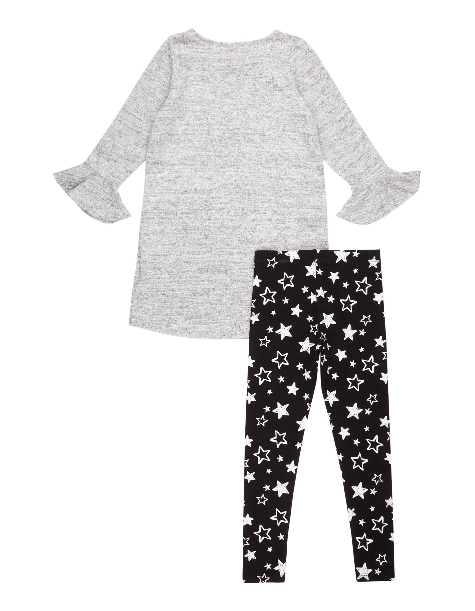Mädchen Shirt mit Leggings  | 81512058000901