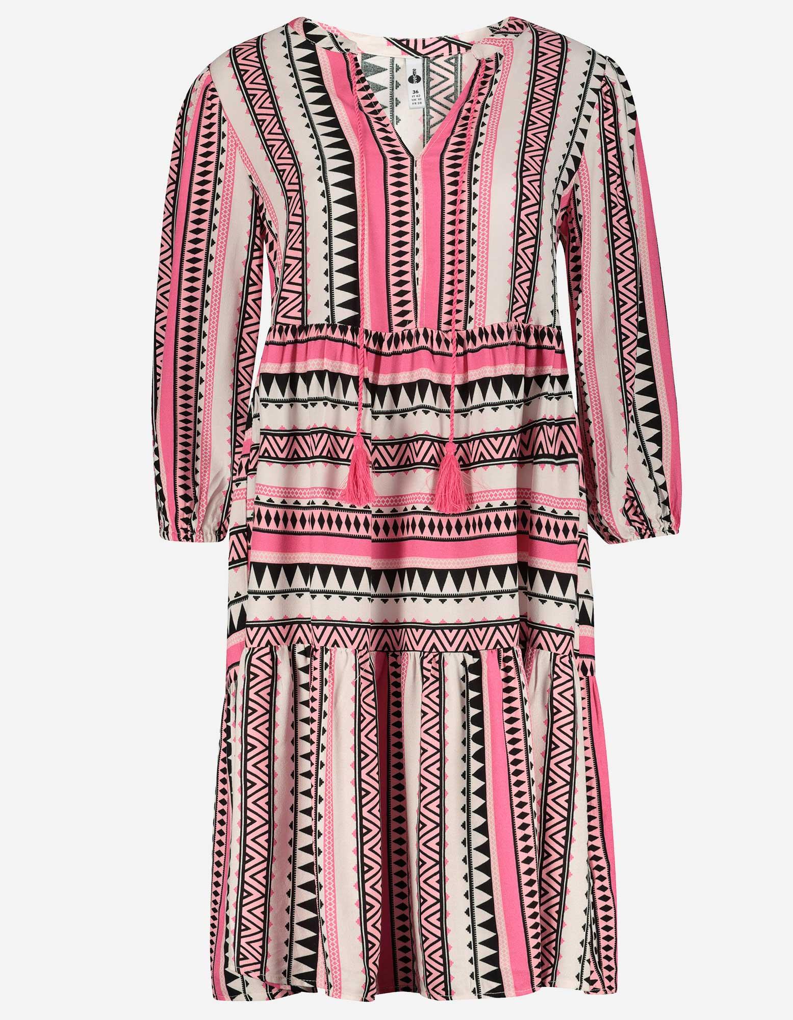 Damen Kleid Viskose Takko Fashion