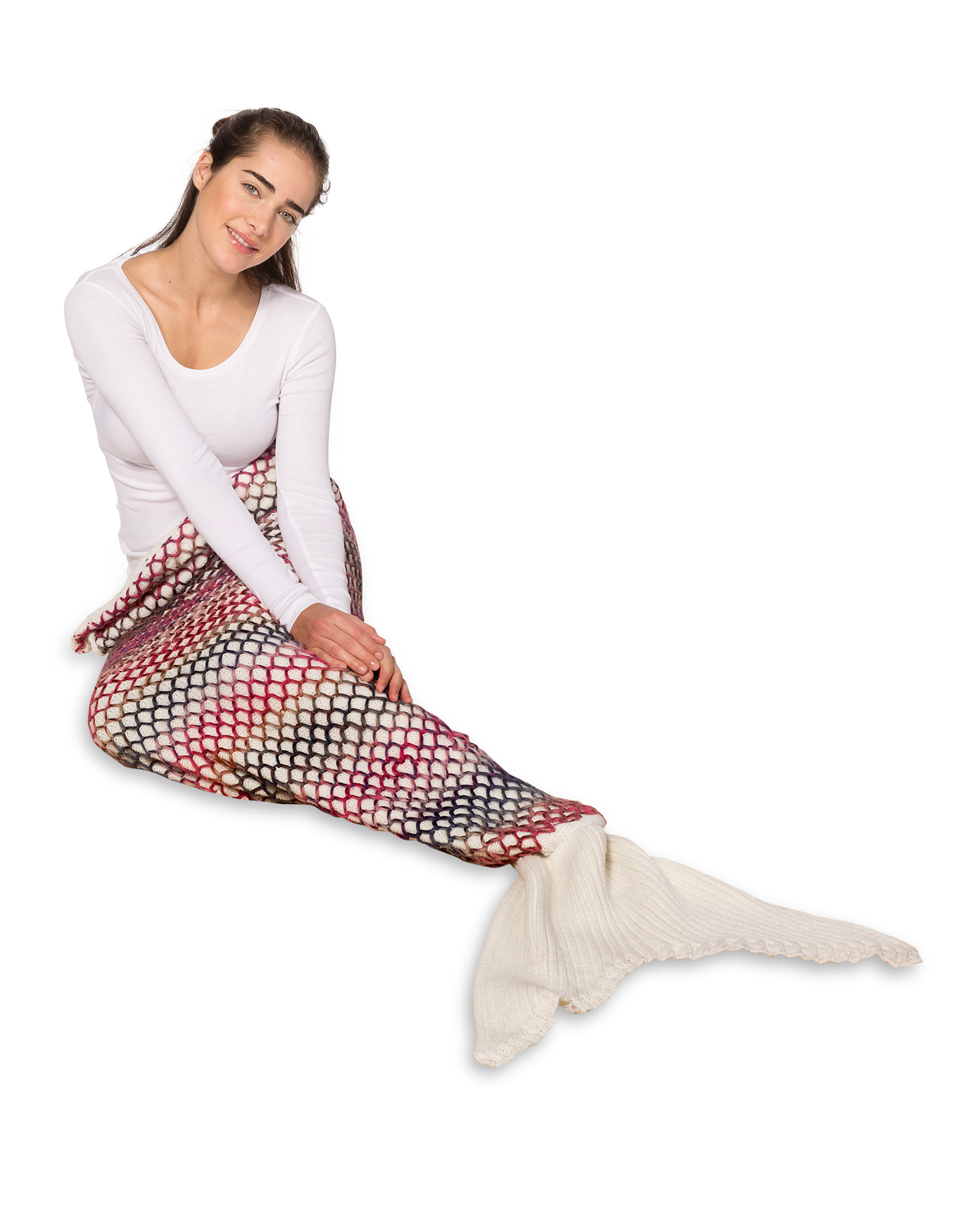 Damen Decke Mermaid
