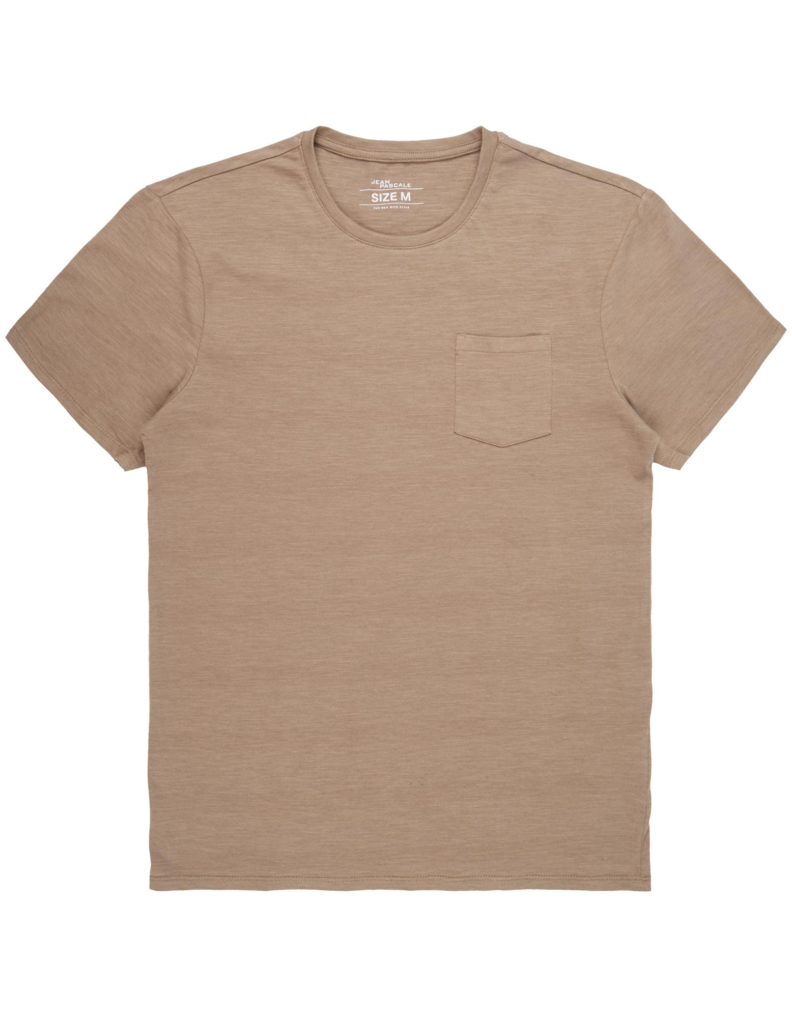herren regular fit t shirt mit brusttasche takko fashion. Black Bedroom Furniture Sets. Home Design Ideas