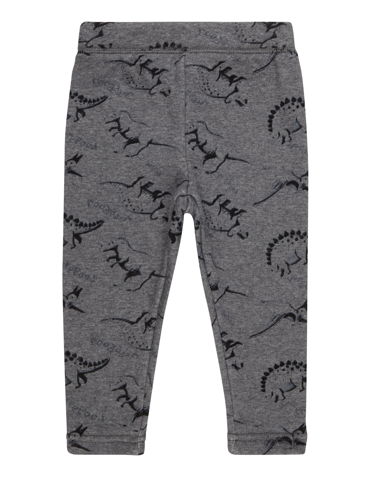 Baby Leggings mit Dino-Prints  | 81529991770501