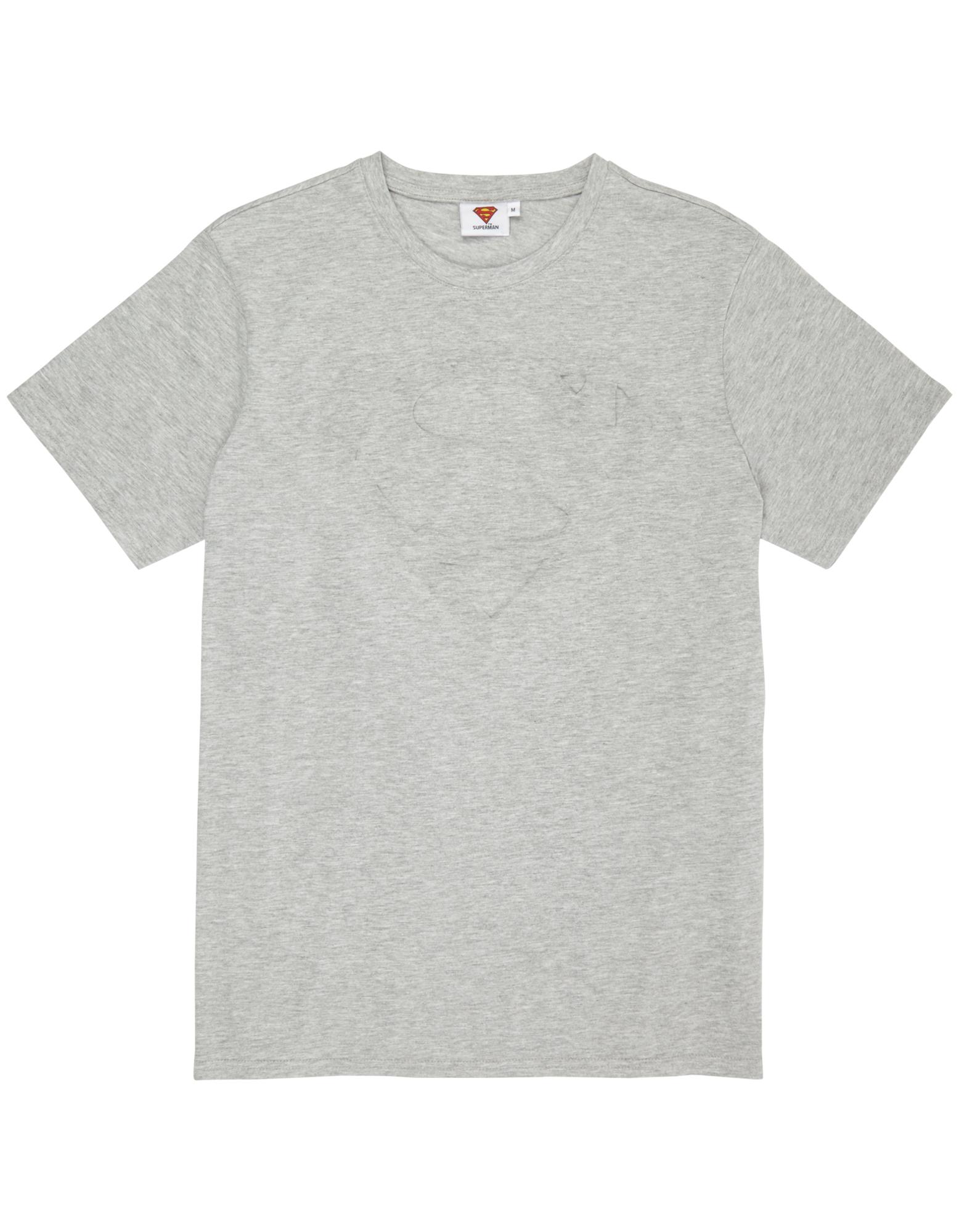 Herren T-Shirt mit Superman-Motiv    81430901590303