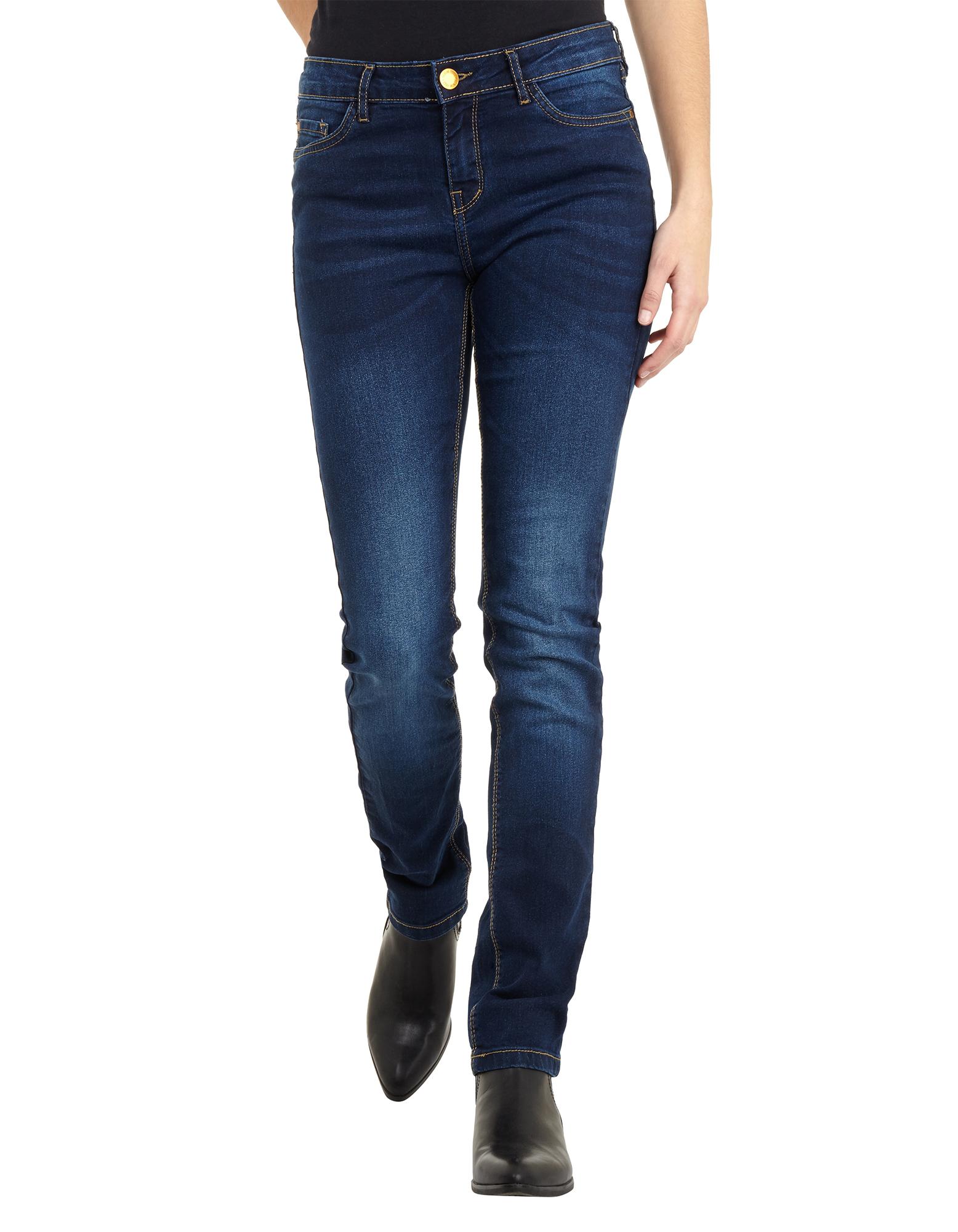 damen stone washed slim fit jeans takko fashion. Black Bedroom Furniture Sets. Home Design Ideas