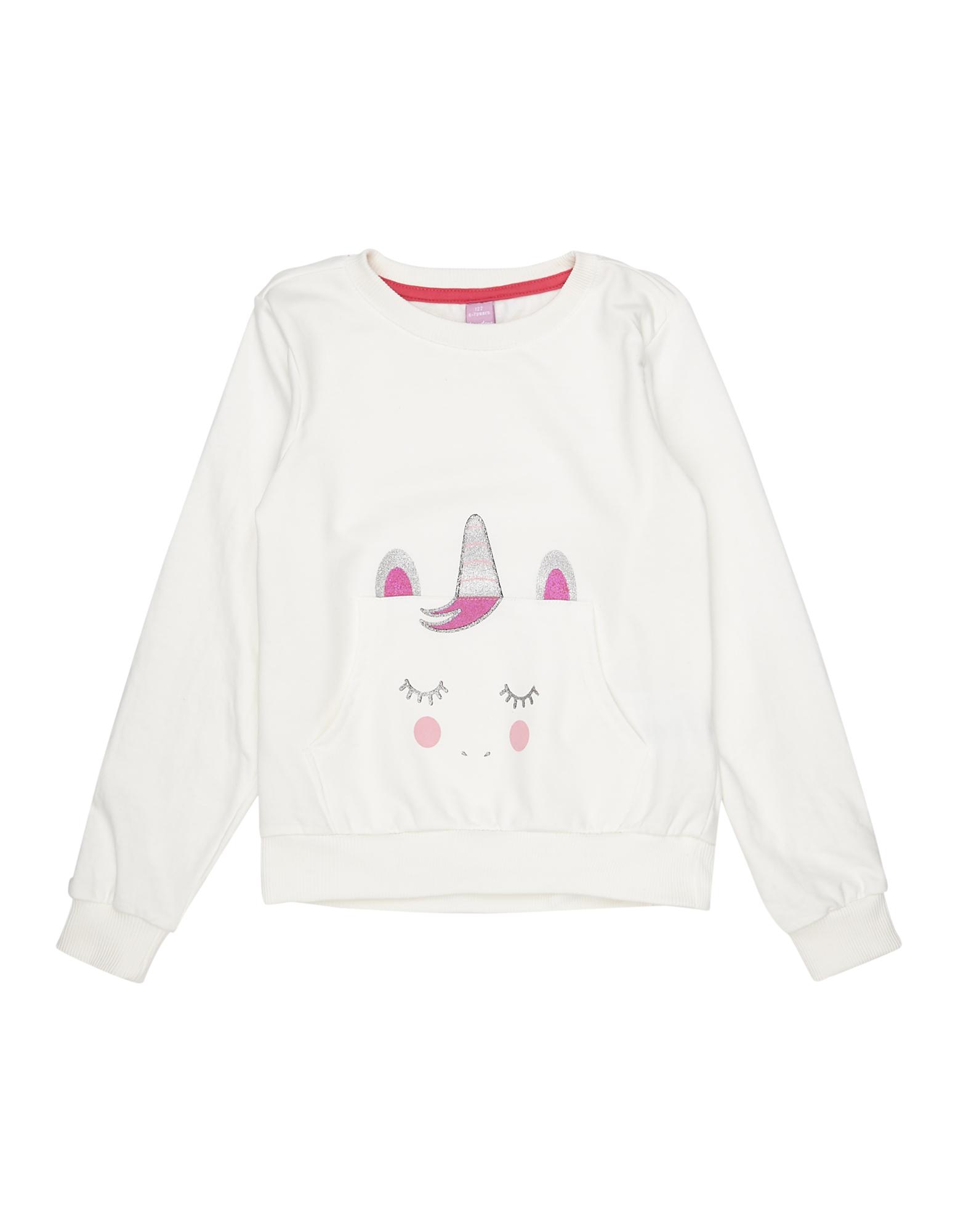 Mädchen Sweatshirt mit Motiv-Print  | 81533498000702