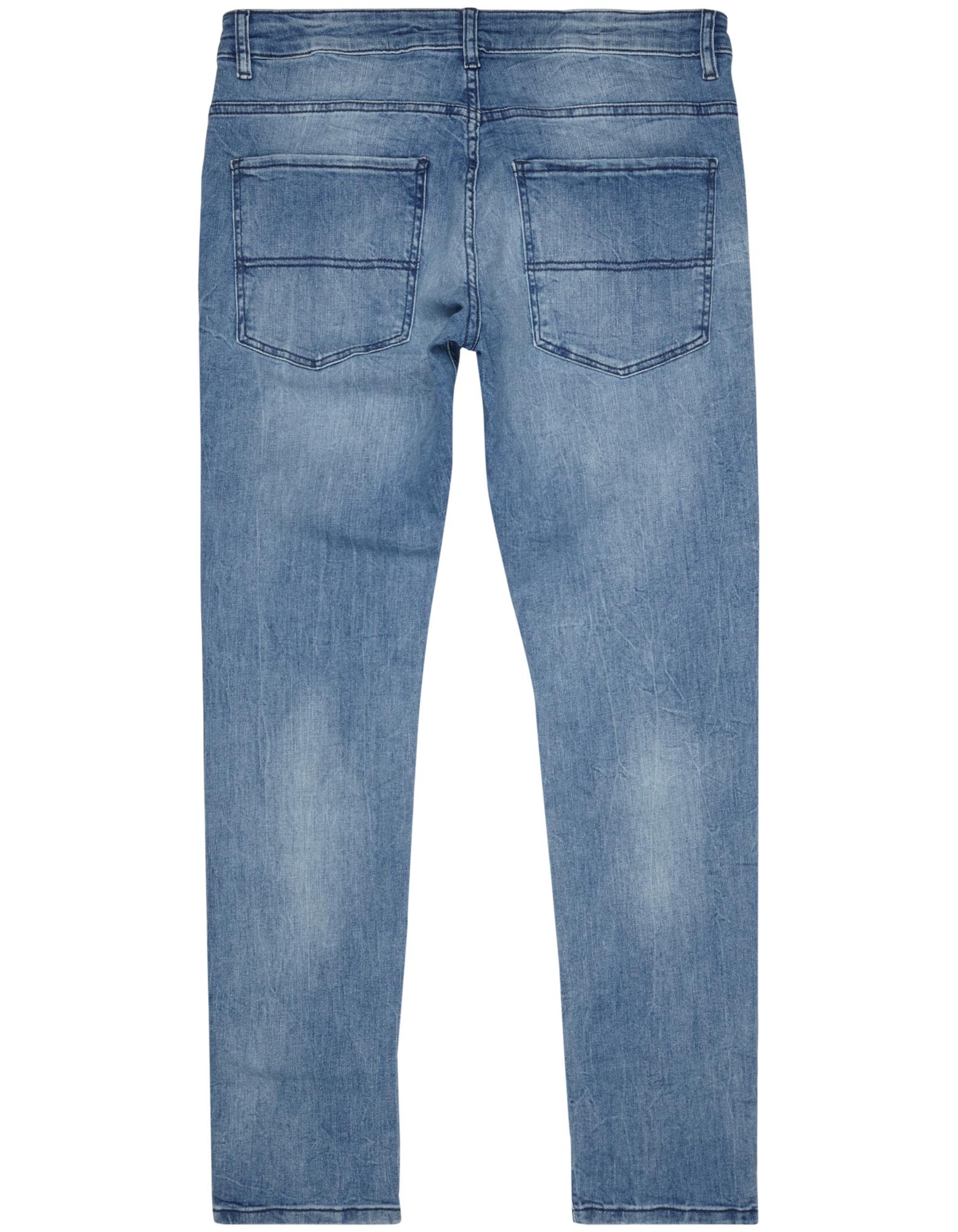 herren skinny fit jeans im used look takko fashion. Black Bedroom Furniture Sets. Home Design Ideas