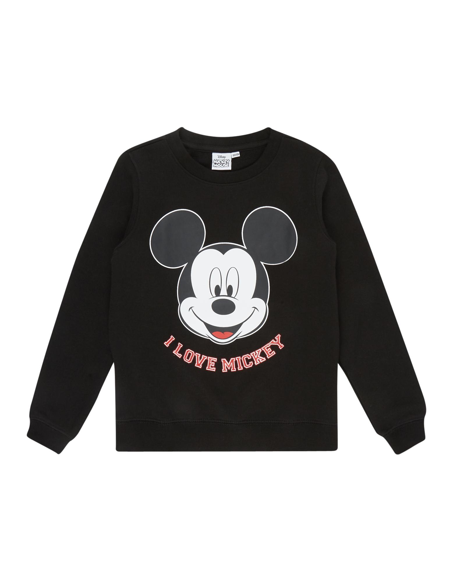 Mädchen Sweatshirt mit Mickey Mouse-Print  | 81541921900505