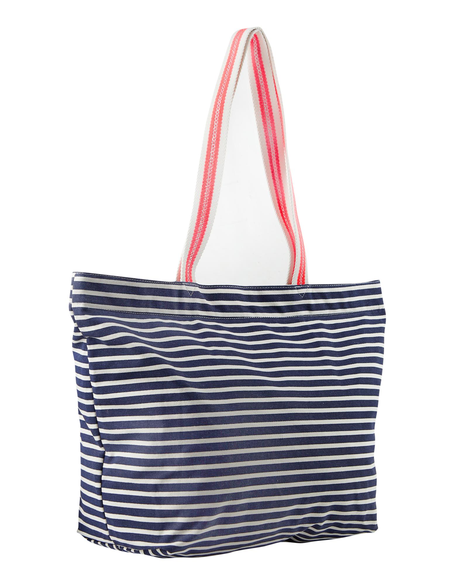 Colours of the World Damen Strandtasche mit Lurexgarn  | 81574749880100