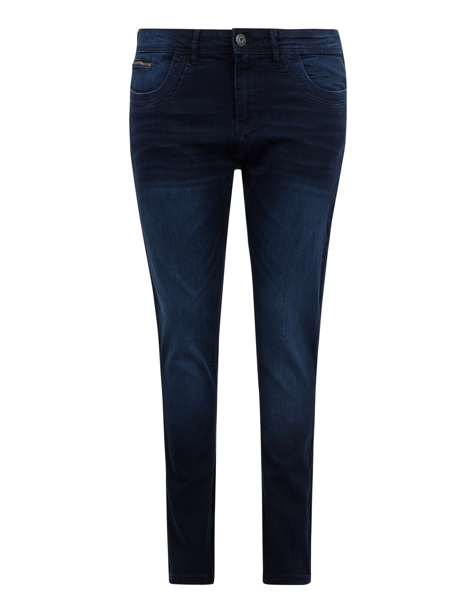 Damen Stone Washed Slim Fit Jeans
