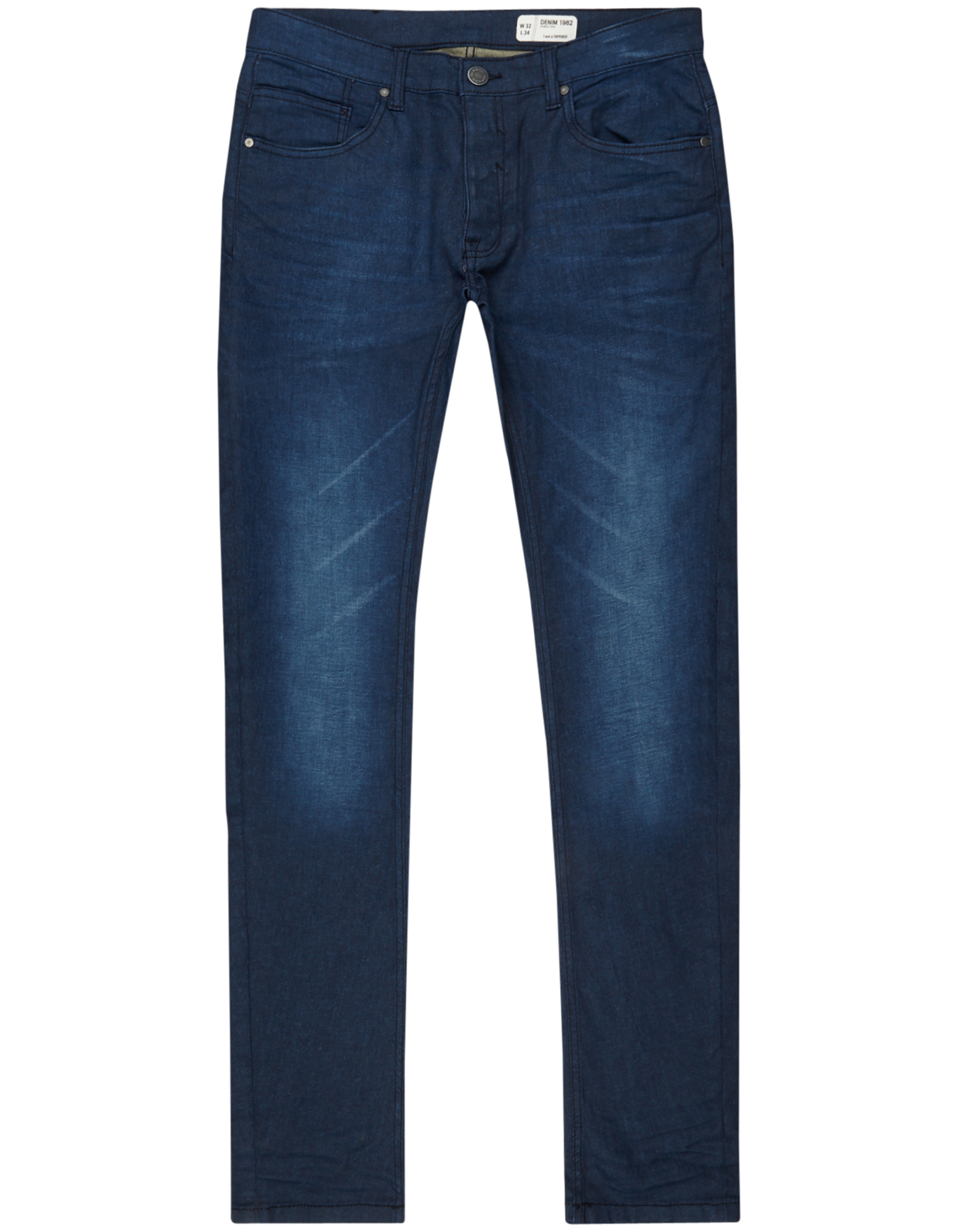 Herren Tapered Fit Jeans rot | 81554869950501