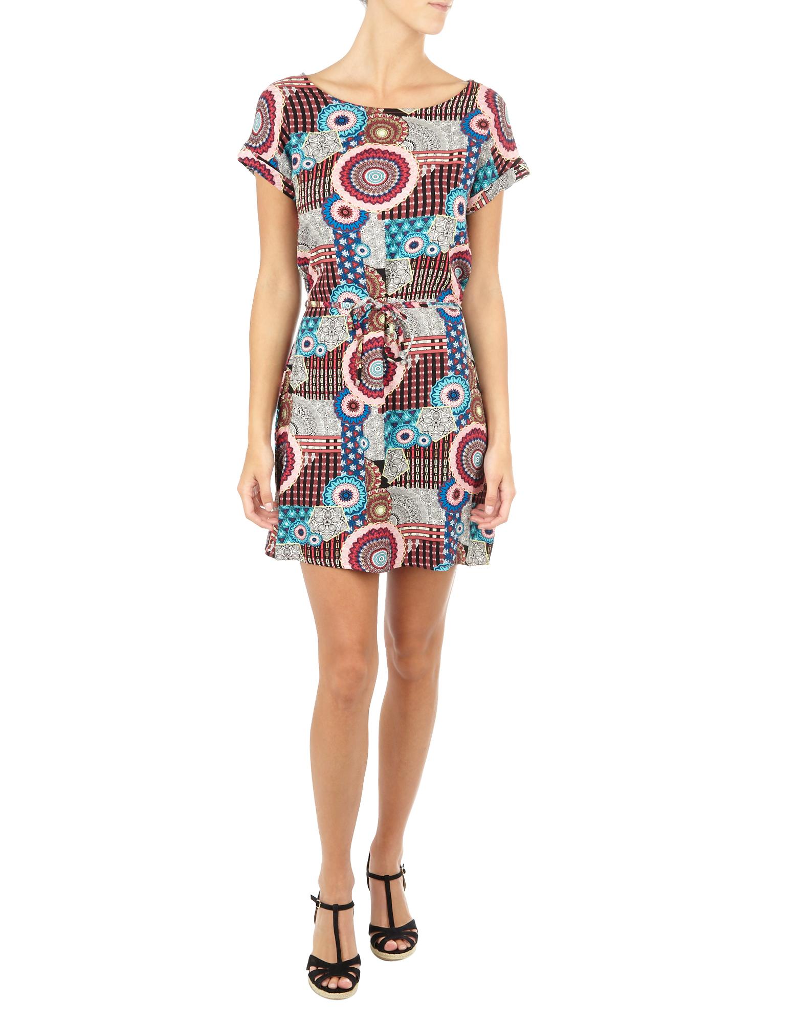 Damen Kleid mit Taillenband  | 81505253230600