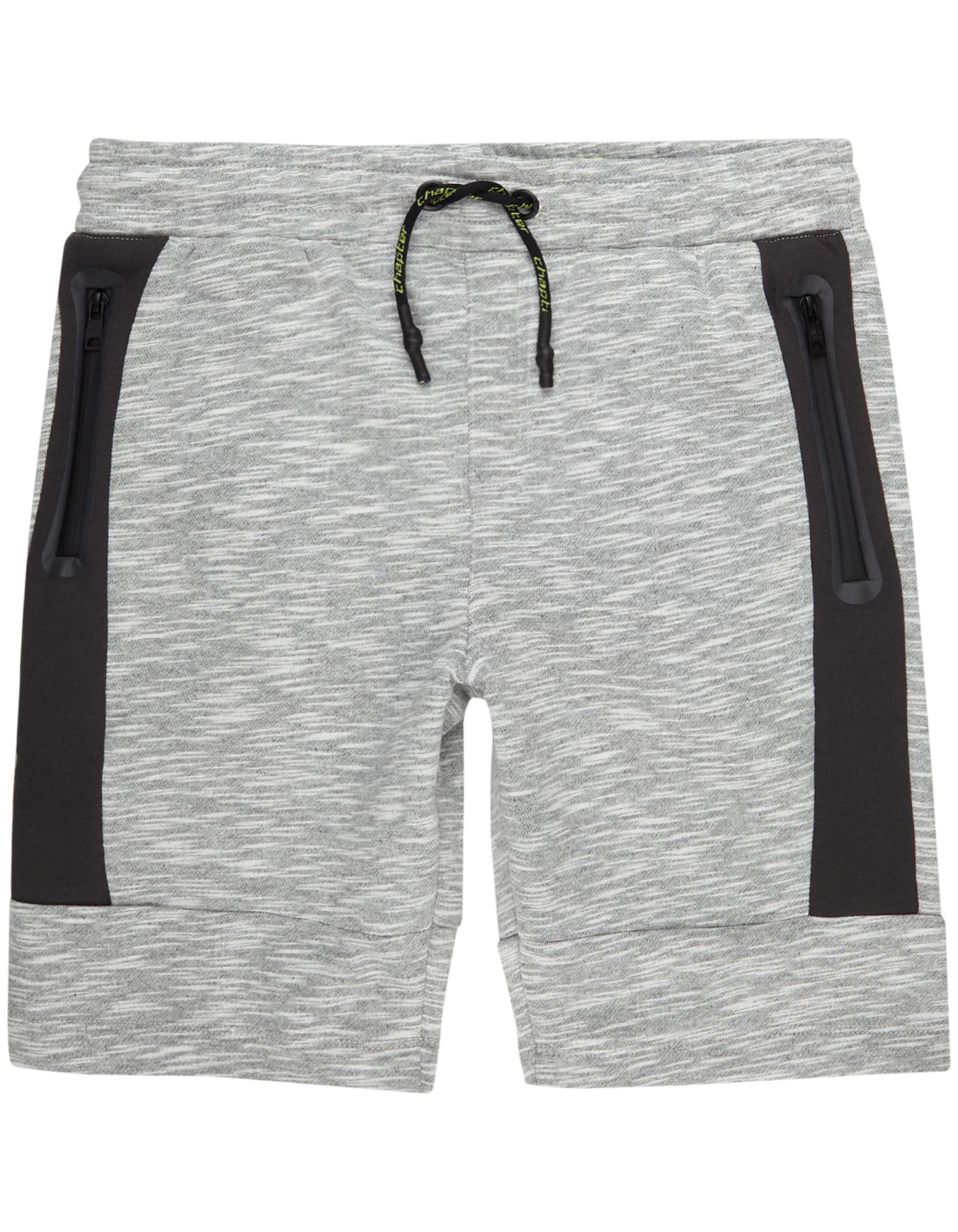 Herren Sweatshorts mit Reißverschlusstaschen  | 81509501010501