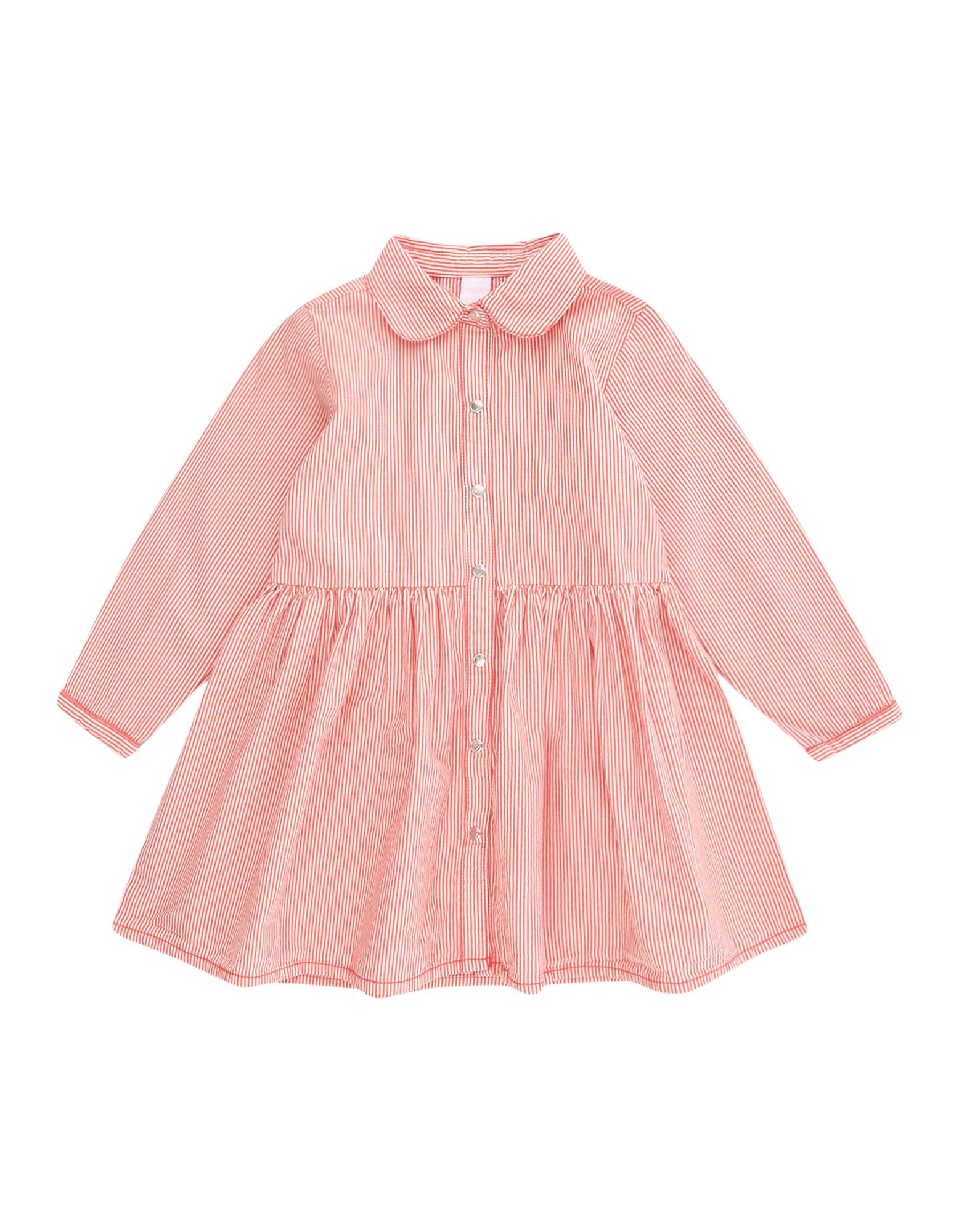 Baby Bluse mit Streifenmuster blau | 81560333230505
