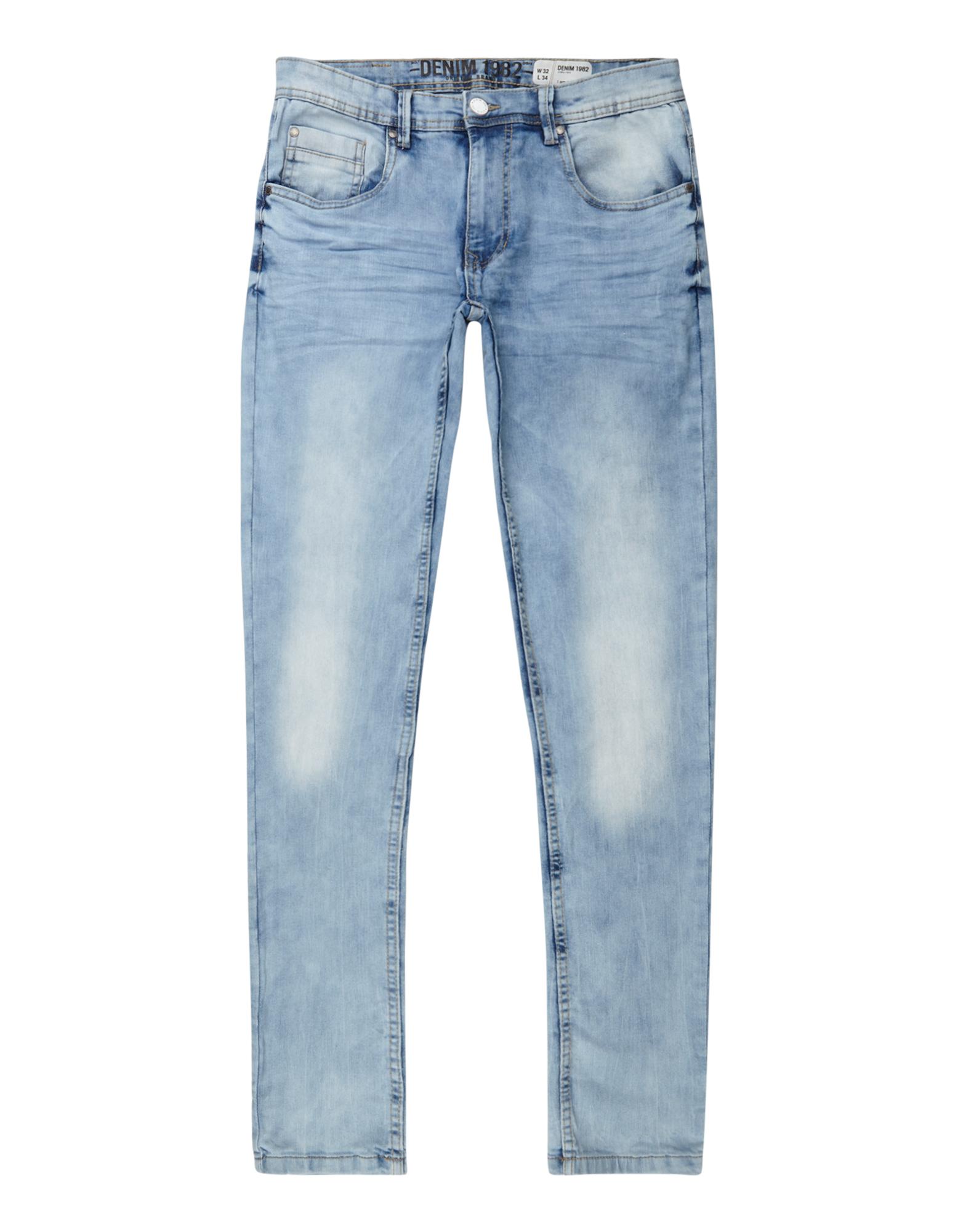 herren bleached slim fit jeans takko fashion. Black Bedroom Furniture Sets. Home Design Ideas