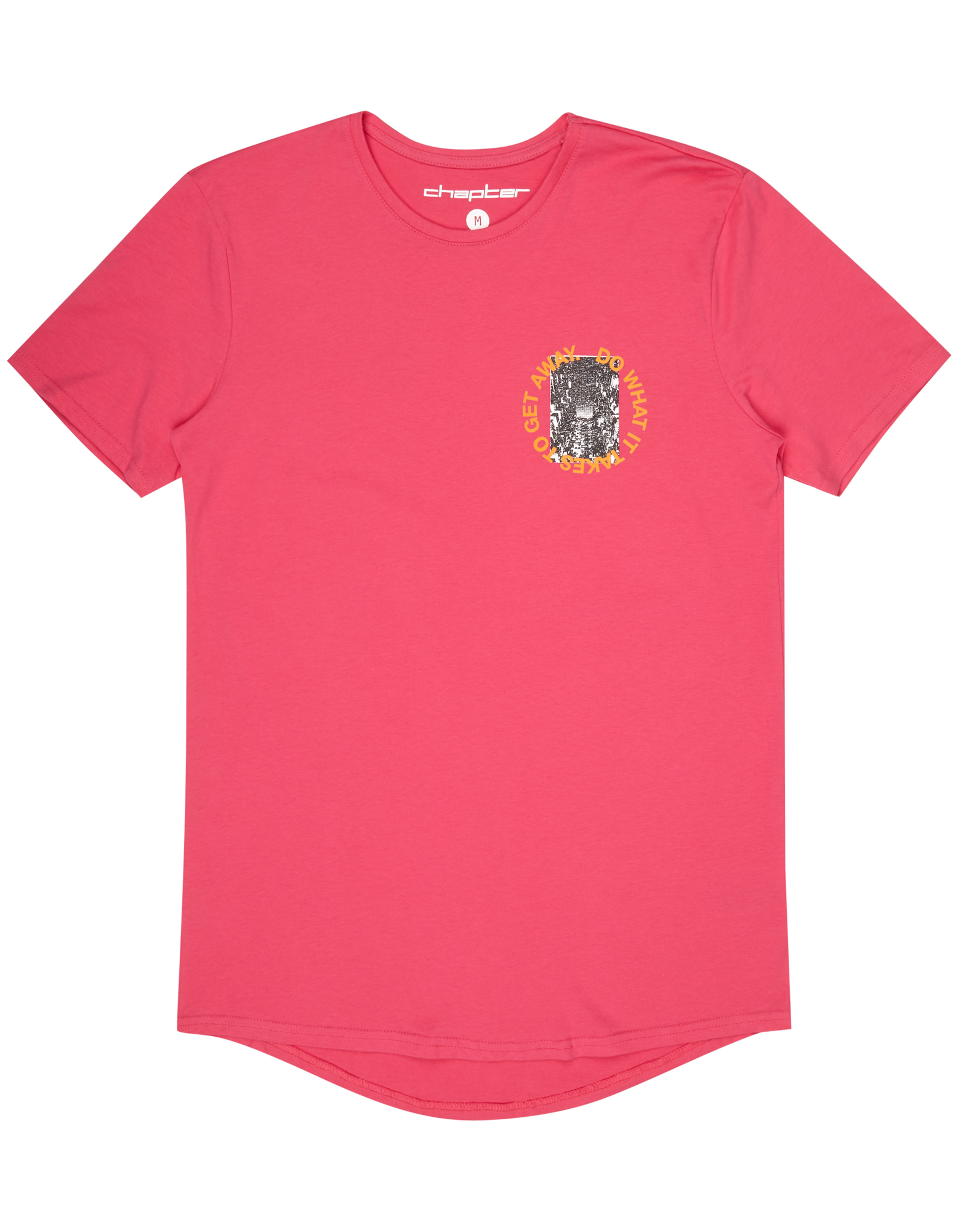 Herren T-Shirt mit Print und Message    81464824370308
