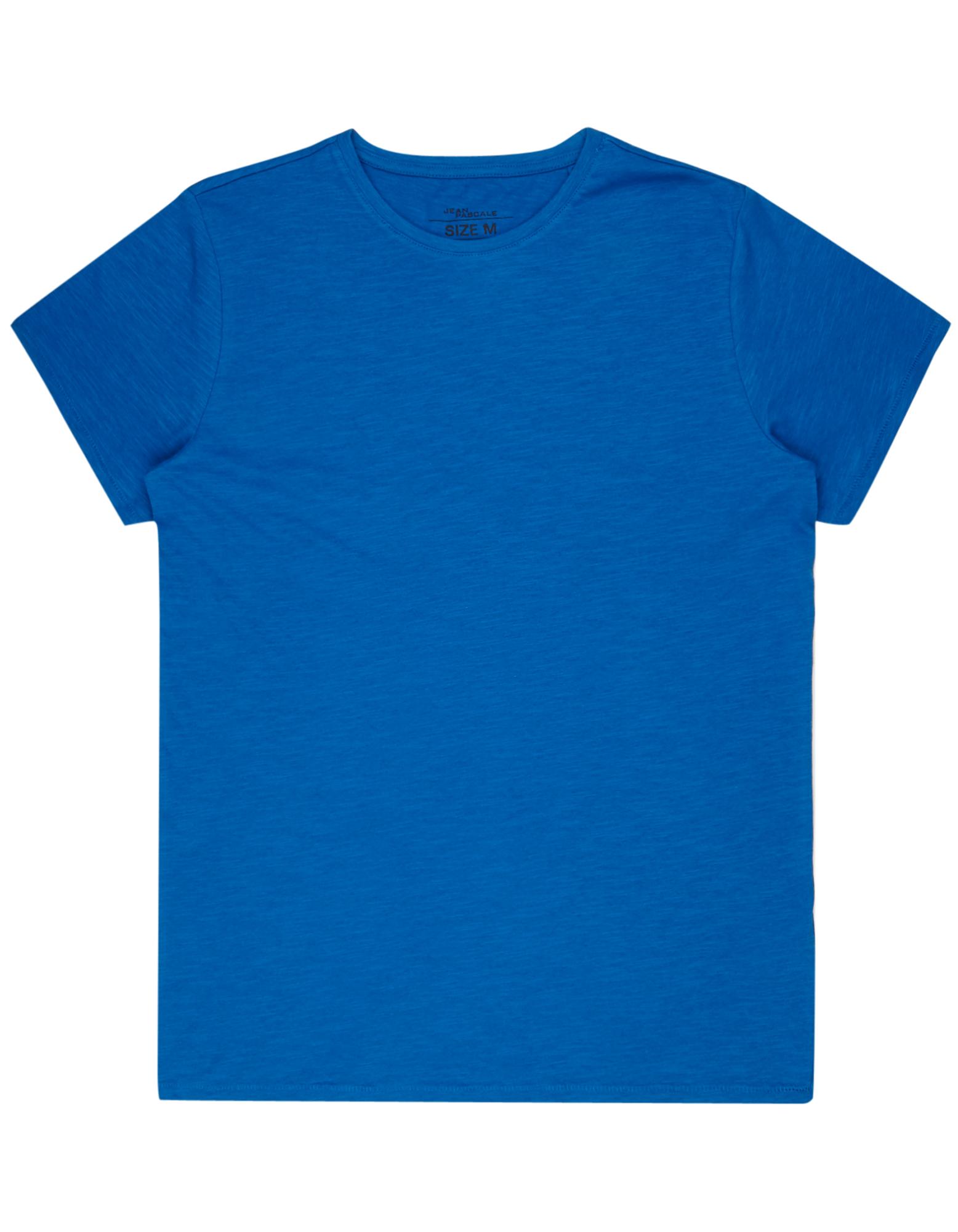 Herren T-Shirt mit Rundhalsausschnitt    81544315610509