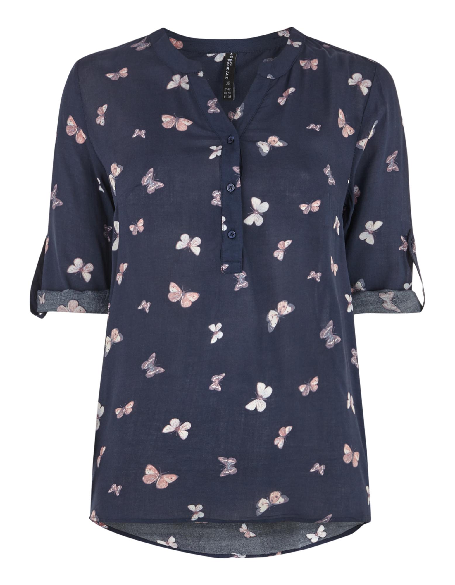 preisreduziert rationelle Konstruktion Talsohle Preis Damen Bluse aus reiner Viskose - Takko Fashion
